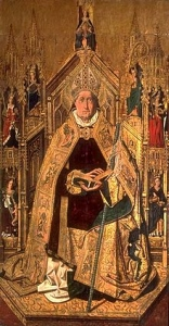 Benedictine Abbot 15th Century