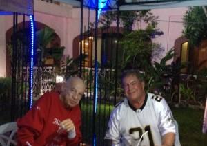 Coach & Mike